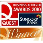 quest logo winner